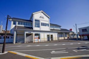 羽村駅西口