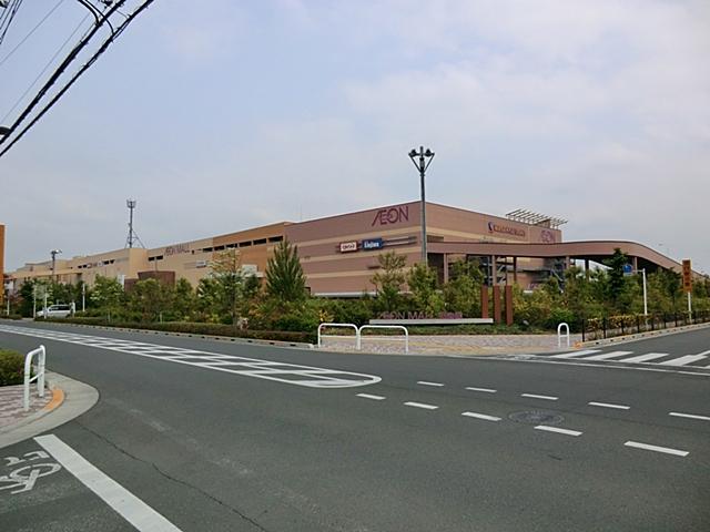 【周辺】 イオンモール日の出店 車10分 3900m