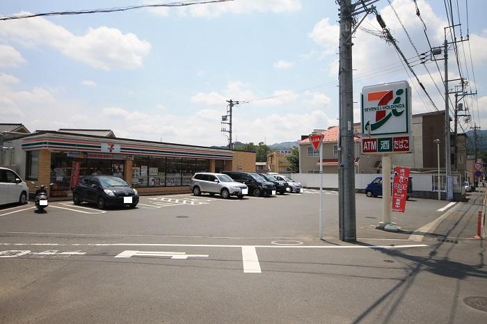 【周辺】(2017年7月) セブンイレブン武蔵五日市駅前店 徒歩2分