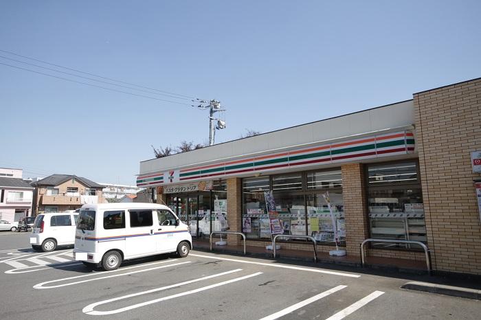【周辺】 セブンイレブンあきる野二宮店 徒歩4分