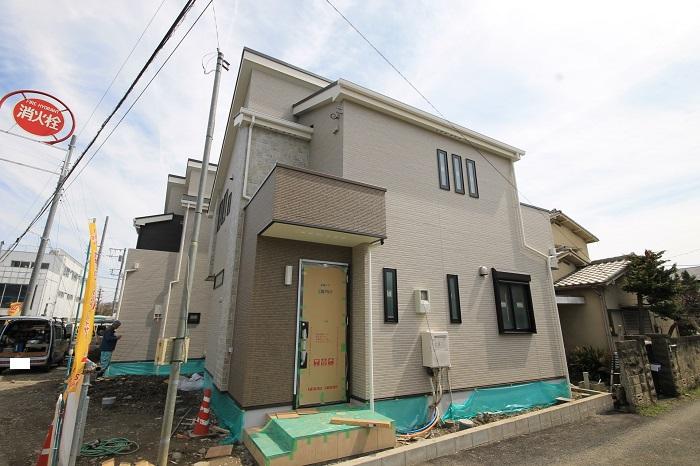 建売住宅は、どのような工事がされているのか、過程が気になりますね。