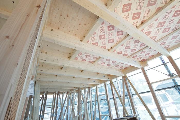 【その他内観】 建売住宅は、どのような工事がされているのか、過程が気になりますね。