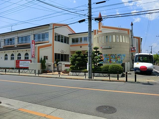 【周辺】 五ノ神幼稚園 徒歩9分 家から徒歩圏内の近さなのでお子様の送り迎えもラクラクですね。