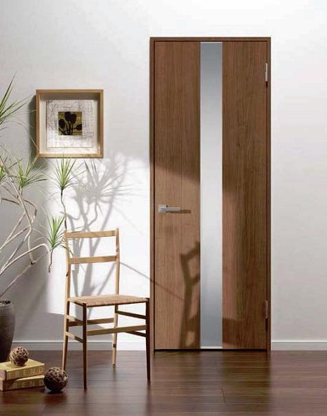 【その他画像】 (建具・居室ドアイメージ)各居室のデザイン性を担い、印象を決める扉。自分だけの一枚をお選びください。
