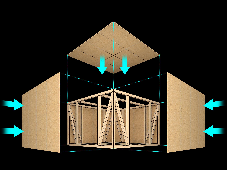 【その他画像】 (LOW-E複層ガラス)特殊金属膜を使用した2枚のガラスの間に中空層を持たせ、高い断熱性能を実現。