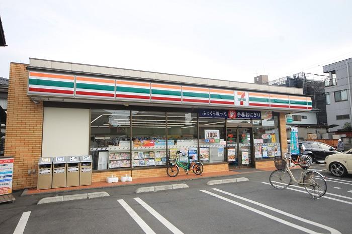 【周辺】 セブンイレブン青梅東青梅3丁目店 徒歩3分:24時間営業で食品もすぐ手に入り、暮らしに安心をプラス。
