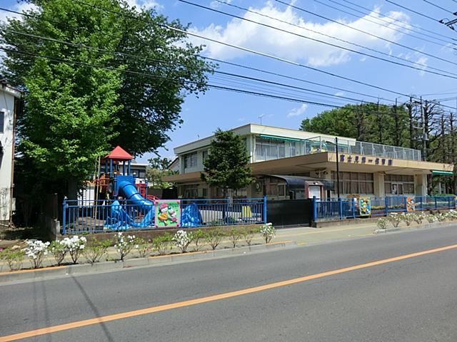 【周辺】 富士見第一保育園 徒歩3分:感受性豊かな子供を目指し、体験型保育による様々な経験活動を行っています。