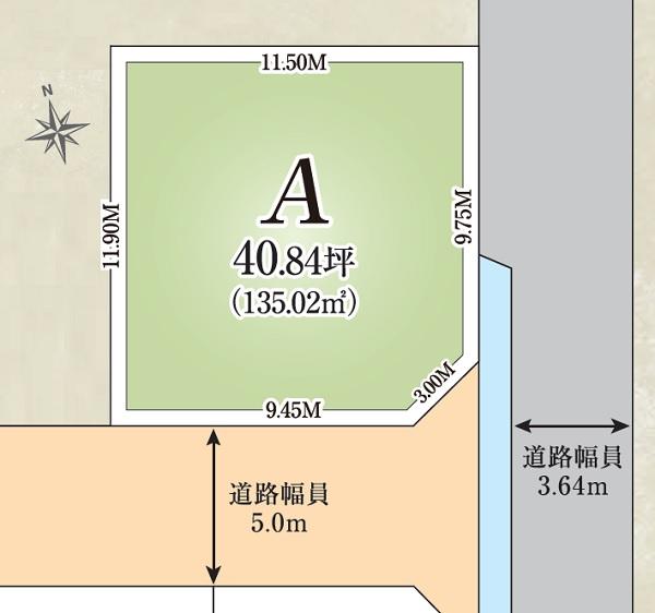 【周辺】 羽村一中学校 徒歩10分 山と緑に囲まれた、自然豊かな環境で勉学に励むことができます。